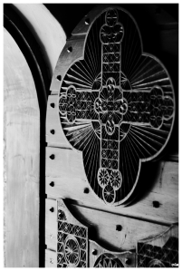 Porta de la ermita