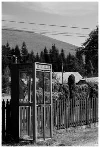 Cabina de telèfon a transilvania