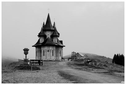 Esglèsia als Carpats