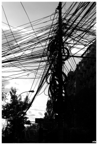 Senzillament... cables
