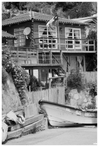 Casa vora el mar