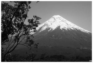Sota el volcà...
