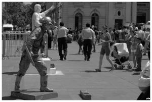 Mims a la Plaza de Armas