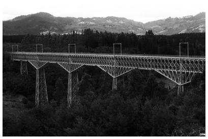 Pont ferroviari de Malleco