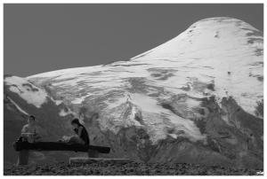 Sota el volcà