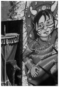 Nena amb xiulet