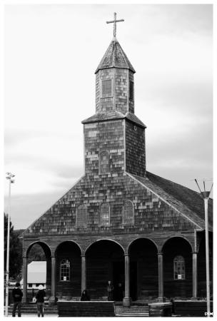 Església d'Achao
