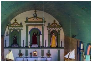 Interior d'esglesia