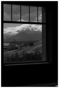 Finestra a Puerto Natales