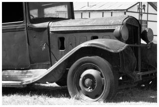 Cotxe antic