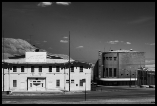 Ciutat fantasma de Chuquicamata