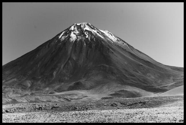 Licancabur. La muntanya sagrada
