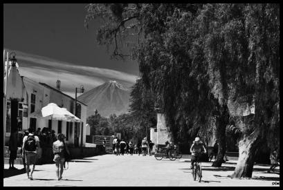 Plaça de San Pedro d'Atacama